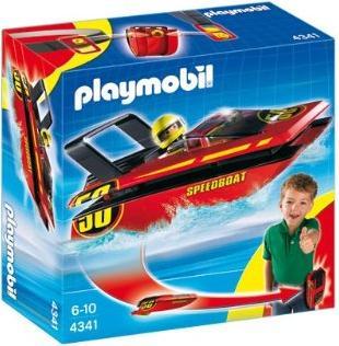 playmobil - Sports & Action - Click & Go Rennboot (4341) -- via Amazon Partnerprogramm