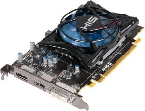HIS Radeon HD 7750 iCooler, 1GB GDDR5, DVI, HDMI, DisplayPort (H775F1GD)
