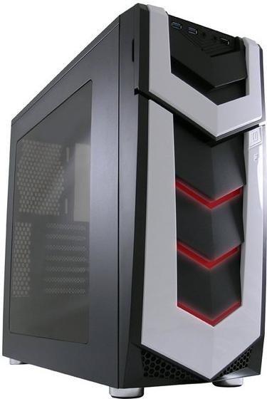 LC-Power Gaming 987B Silent Slinger, acrylic window (LC-987B