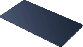 Satechi Eco Leather Desk Mat, blau (ST-LDMB)