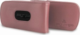 Exspect PSP GO Leather Flip case Pink (PSP)