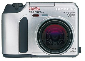 Olympus Camedia C-700 Ultra zoom