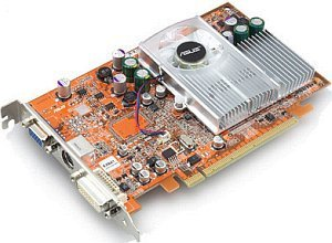 ASUS Extreme AX600XT/TD, Radeon X600 XT, 128MB DDR, DVI, TV-out, PCIe