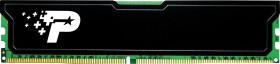 Patriot signature Line [black cooler] DIMM 16GB, DDR4-2666, CL19-19-19-43 (PSD416G26662H)