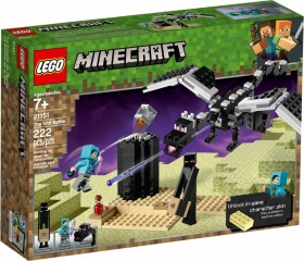 LEGO Minecraft - The End Battle (21151)