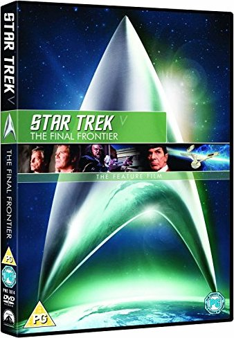 Star Trek  5 - The Final Frontier (UK) -- via Amazon Partnerprogramm