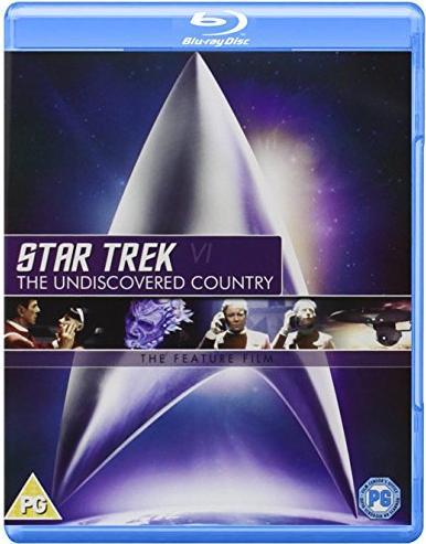 Star Trek 6 - The Undiscovered Country (Blu-ray) (UK) -- via Amazon Partnerprogramm