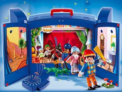 playmobil Special - Mein Kaspertheater zum Mitnehmen (4239) -- via Amazon Partnerprogramm
