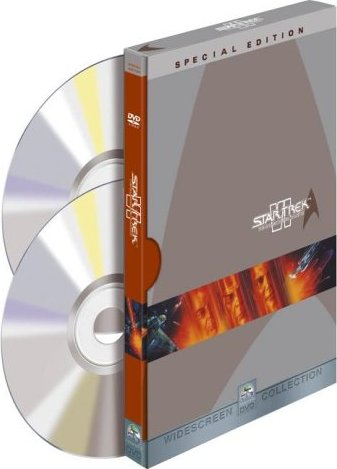 Star Trek 6 - The Undiscovered Country (Special Editions) (UK) -- via Amazon Partnerprogramm