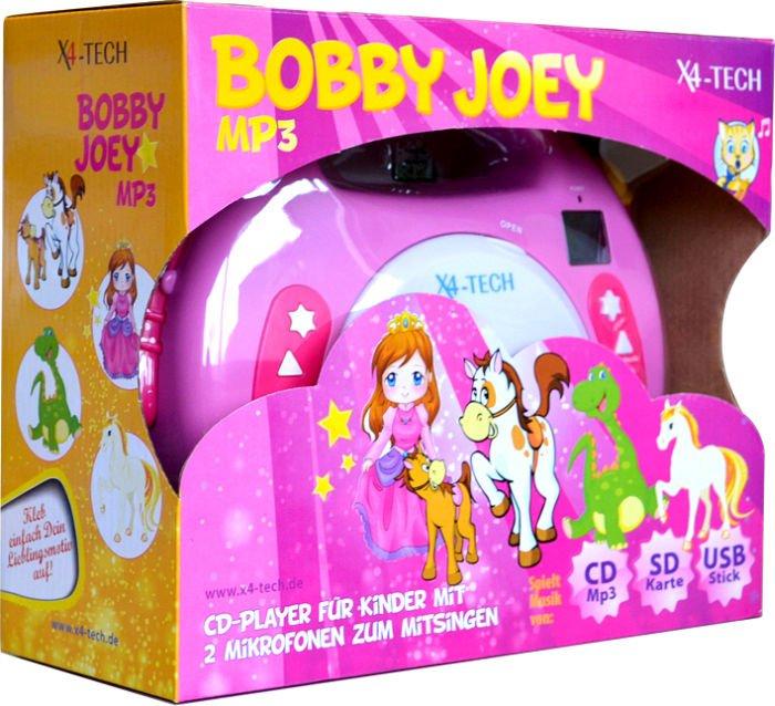 X4 Tech Bobby Joey CD/SD/USB Pink Preisvergleich | Geizhals Deutschland