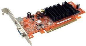 ASUS extreme AX300SE/T, Radeon X300SE, 128MB DDR, TV-out, PCIe (90-C1VCU1-GUAYZ)
