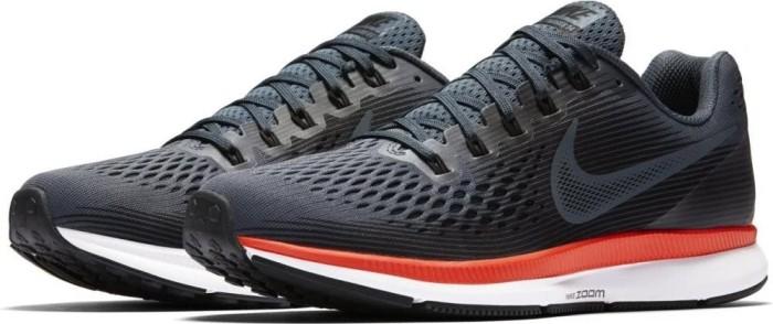 reputable site 89a52 a83ae Nike Air zoom Pegasus 34 blue fox bright crimson white black (men) (880555- 403) starting from £ 79.89 (2019)   Skinflint Price Comparison UK