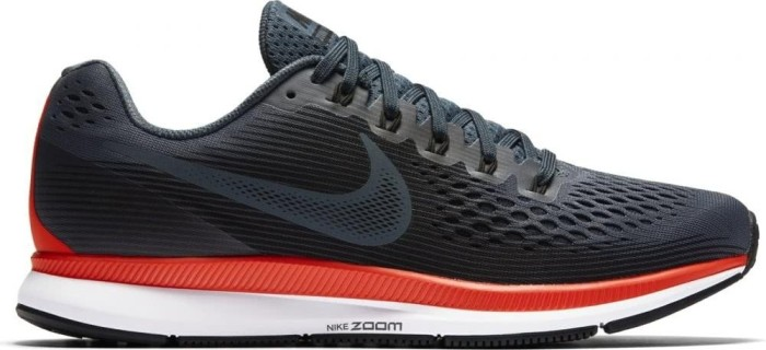 Nike Air Zoom Pegasus 34 blue foxbright crimsonwhiteblack (Herren) (880555 403) ab € 113,40