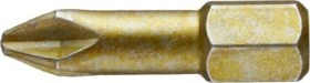 Wera 851/1 TH cross recess bit PH2x25mm, 1-pack (05056610001)