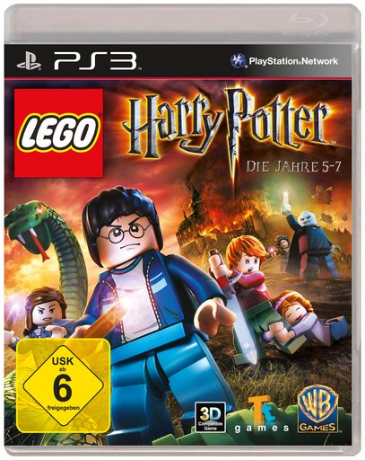 LEGO Harry Potter - Years 5-7 (deutsch) (PS3)