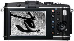 Olympus PEN E-P3 silver with lens M.Zuiko digital ED 12-50mm (V20403FSE000)