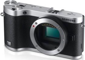Samsung NX300 schwarz Body