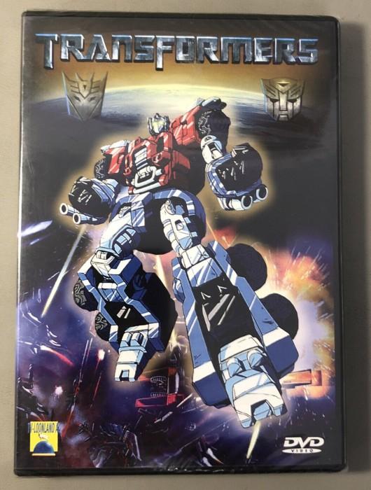 Transformers - The Movie (Zeichentrick) -- via Amazon Partnerprogramm