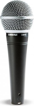 Shure SM48 -- via Amazon Partnerprogramm