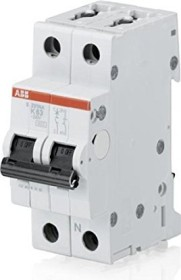 ABB Sicherungsautomat S200, 2P, K, 2A (S201-K2NA)