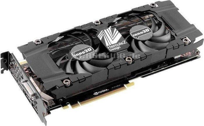 INNO3D GeForce GTX 1070 Twin X2, 8GB GDDR5, DVI, HDMI, 3x DP (N1070