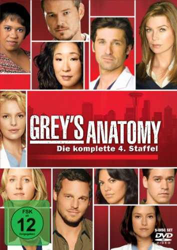 Grey's Anatomy - Die jungen Ärzte Season 4 -- via Amazon Partnerprogramm