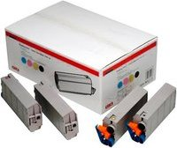OKI 01101101 toner Rainbow Kit -- via Amazon Partnerprogramm