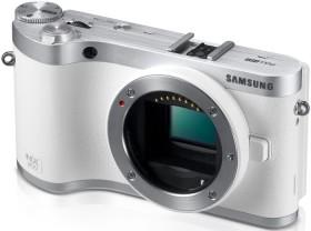 Samsung NX300 weiß Body