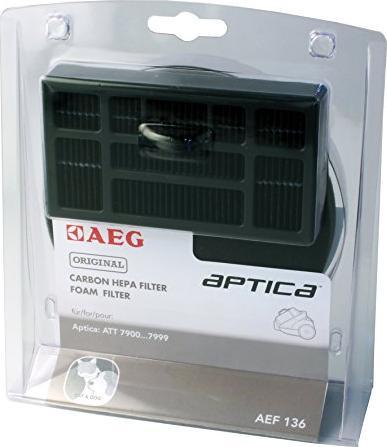 AEG Electrolux AEF136 Filter Set