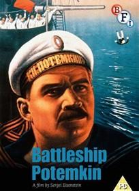 Battleship Potemkin (DVD) (UK)