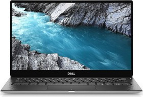 Dell XPS 13 9380 (2019) Touch silber, Core i7-8565U, 16GB RAM, 1TB SSD, Windows 10 Pro, Fingerprint-Reader (GTM37)