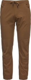 Black Diamond Notion climbing trousers long dark curry (men) (AP750060-7001)