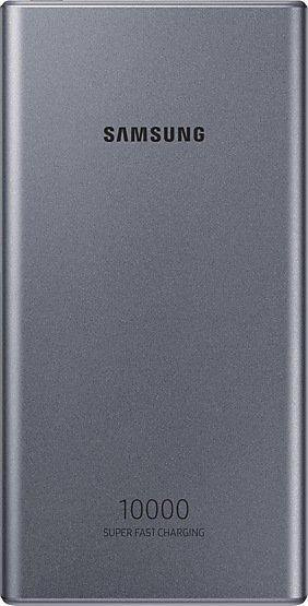 Samsung 25W Battery Pack 10000mAh grau (EB-P3300XJEGEU)