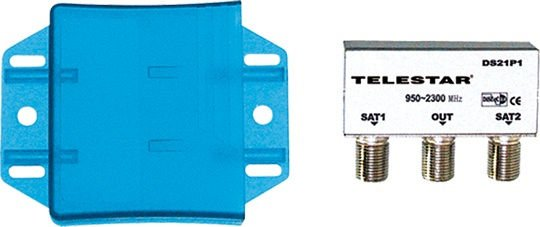 Telestar Starswitch DiSEqC Positionsumschalter 2/1 (5922202)