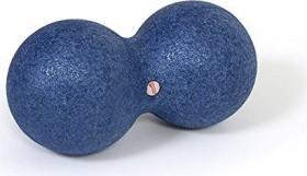 Sissel Myofascia Double ball 8x16cm fascia ball blue
