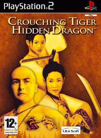 Crouching Tiger Hidden Dragon (niemiecki) (PS2)