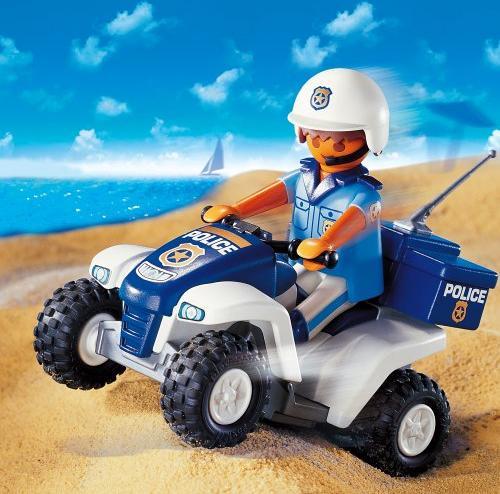 playmobil City Action - Police-Quad (3655) -- via Amazon Partnerprogramm