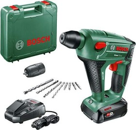 Bosch DIY Uneo Maxx cordless hammer drill incl. case + rechargeable battery 2.5Ah + Accessories (060395230F)