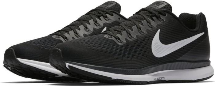 Nike Air Zoom Pegasus 34 black/dark grey/anthracite/white (Herren ...