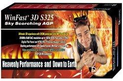 Leadtek WinFast 3D S325, TNT2 M64, 32MB, TV-out, AGP