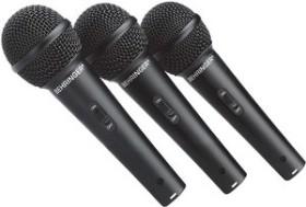 Behringer Ultravoice XM1800S, 3er-Pack