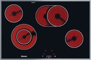Miele KM 507 ceramic hob self-sufficient