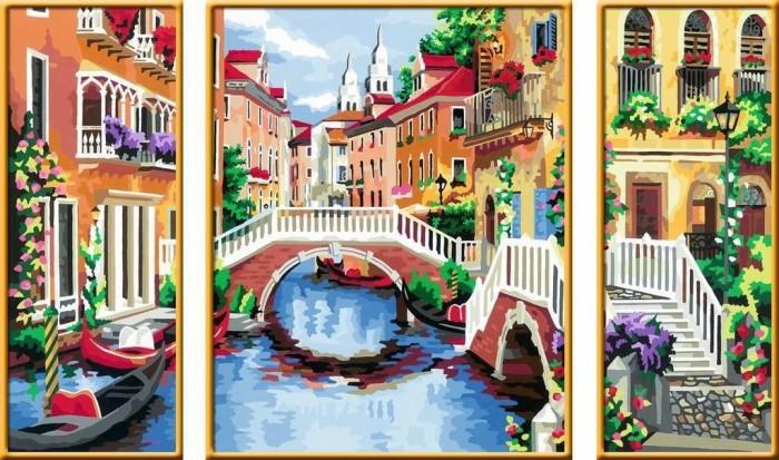 Ravensburger Malen Nach Zahlen Verträumtes Venedig 28914