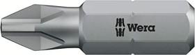 Wera 851/1 Z cross recess bit PH2x25mm, 1-pack (05072072001)