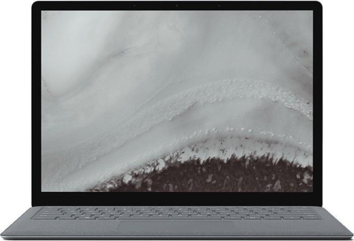 Microsoft Surface Laptop 2 Commercial Platinum, Core i5-8350U, 8GB RAM, 128GB SSD (LQM-00004)