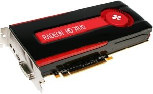 Club 3D Radeon HD 7870 GHz Edition, 2GB GDDR5, DVI, HDMI, 2x Mini DisplayPort (CGAX-7876)