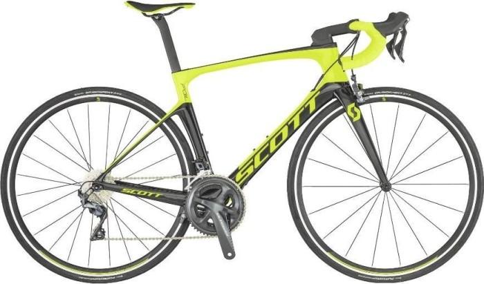 Scott Foil 20 yellow/black model 2019 (269853)