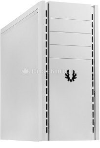 BitFenix Shinobi Core USB 3.0 white, noise-insulated -- © caseking.de