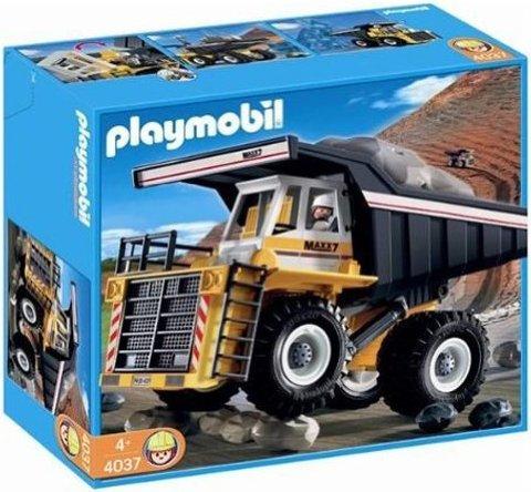 playmobil City Action - Mega-Muldenkipper (4037) -- via Amazon Partnerprogramm