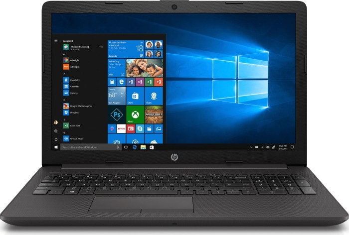 HP 255 G7 Dark Ash, A6-9225, 8GB RAM, 256GB SSD (6HM92ES#ABD)